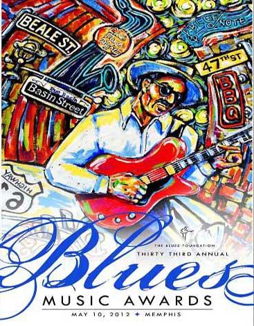 Blues Music Awards Nomination