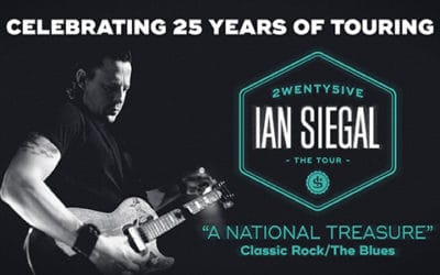 25th anniversary tour announced