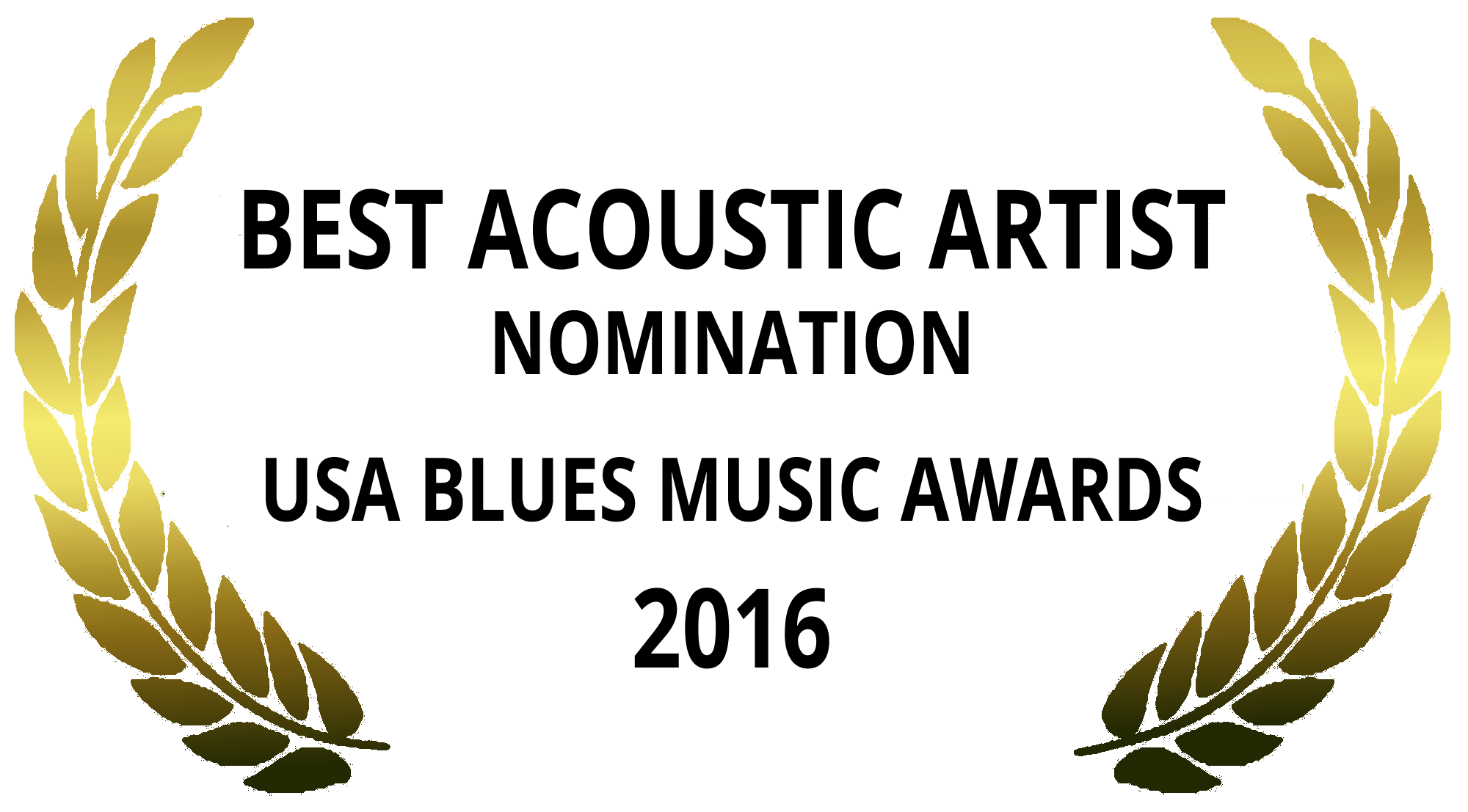 Best Acoustic Artist Nomination 2016