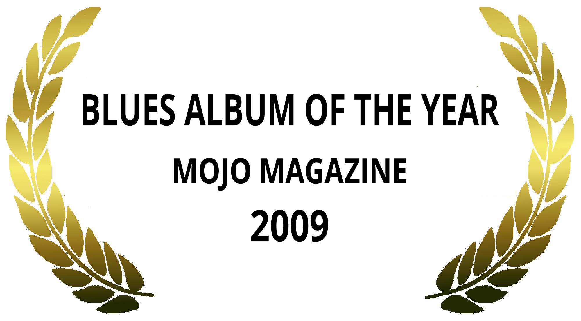 Blues Album Of The Year 2009